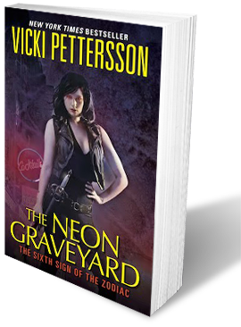 The Neon Graveyard Book Cover