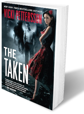 The Taken Book Cover