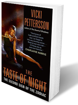 The Taste of Night Book Cover
