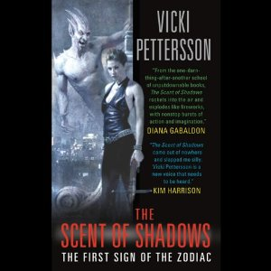The Scent of Shadows audiobook by Vicki Pettersson
