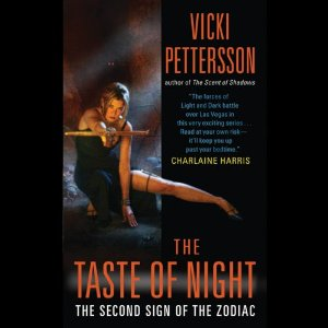 The Taste of Night audiobook by Vicki Pettersson