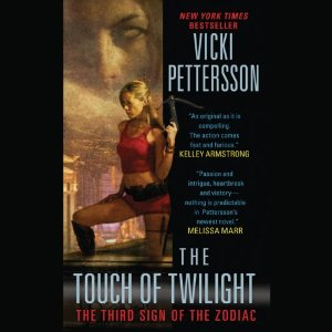 The Touch of Twilight audiobook by Vicki Pettersson