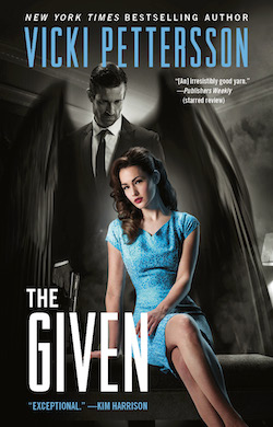 The Given by Vicki Pettersson