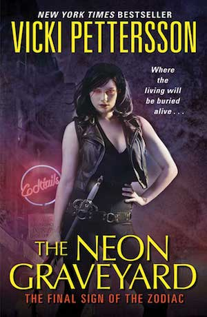 The Neon Grave (Signs of the Zodiac) by Vicki Pettersson