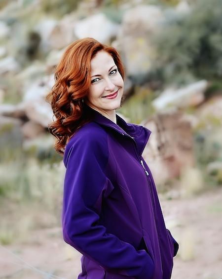 Author Vicki Pettersson