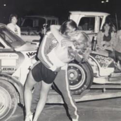 dad racing sorta